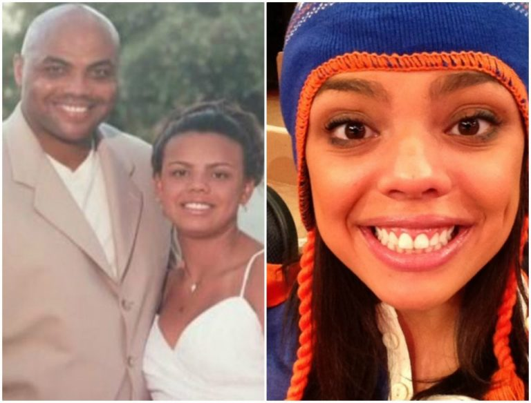 The Truth of Charles Barkley 's Daughter Christiana Barkley