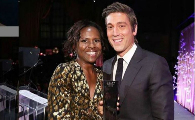 Is he married to David Muir? Who's the American journalist Partner?