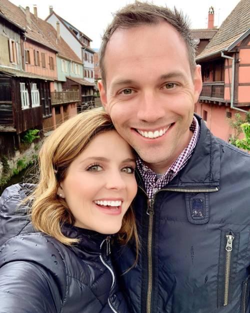 Jason Wayne and Jen Lilly.