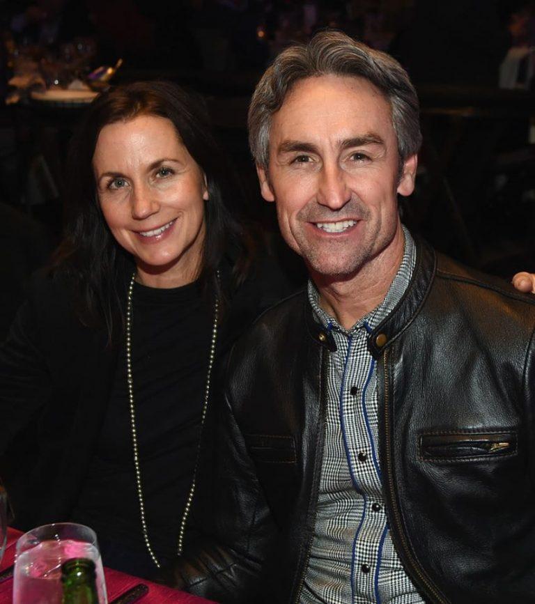 Mike Wolfe's Wife's Untold Truth – Jodi Faeth