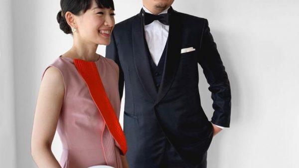 Marie Kondo and Takumi Kawahara