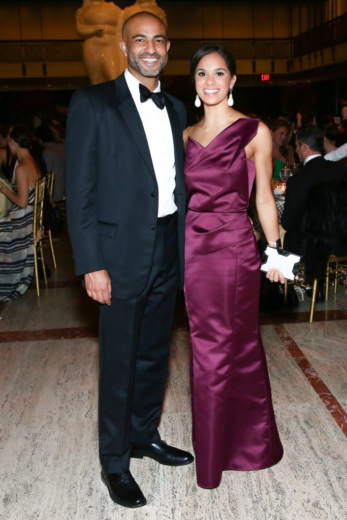 Attorney Olu Evans is a bio-wiki. Who is the husband of Misty Copeland?
