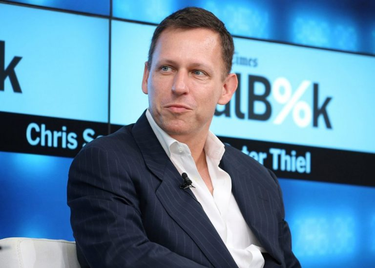 The Untold Truth of Peter Thiel's Husband, Matt Danzeisen