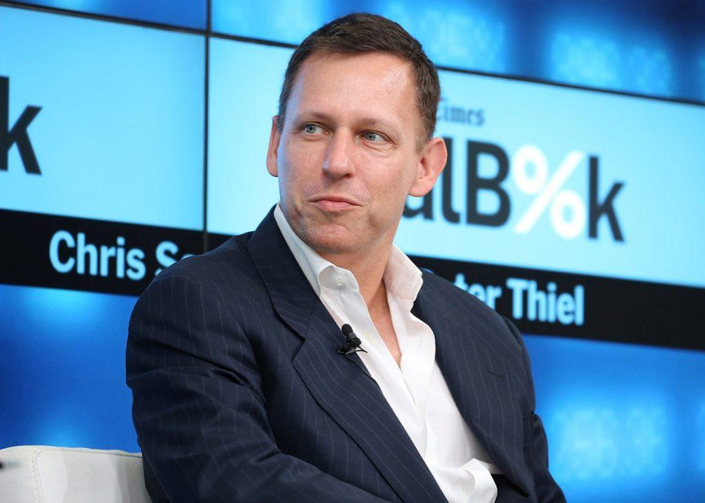 Peter Thiel Matt Danzeisen