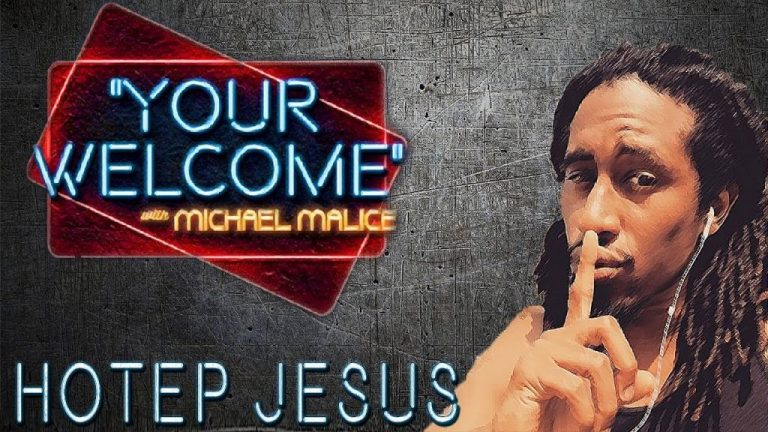 Who's the Hotep Jesus (aka Bryan Sharpe)? Wiki, and Net Worth